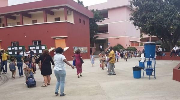 Côte d'Ivoire : Malgré la levée du mot d'ordre de la Fesci, par précaution, fermeture des écoles françaises demain mardi