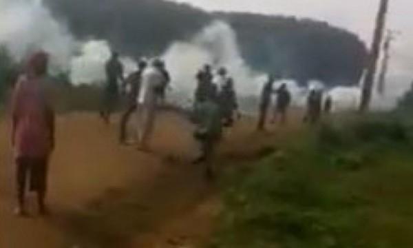 Côte d'Ivoire : Tensions « Adjoukrou-Malinkés »  à Dabou, un groupe d'individus  non identifié entre dans la danse