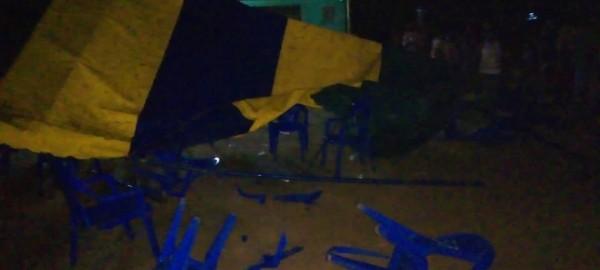 Côte d'Ivoire : Bangolo, le meeting d'un sénateur Rhdp attaqué par des jeunes, le lancement de la campagne reporté