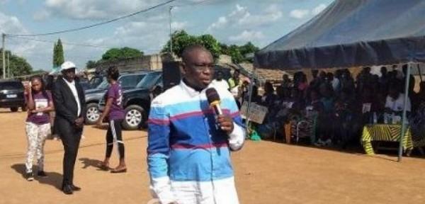 Côte d'Ivoire : Depuis Yamoussoukro, le candidat KKB se dit favorable à la mise en place d'un régime parlementaire