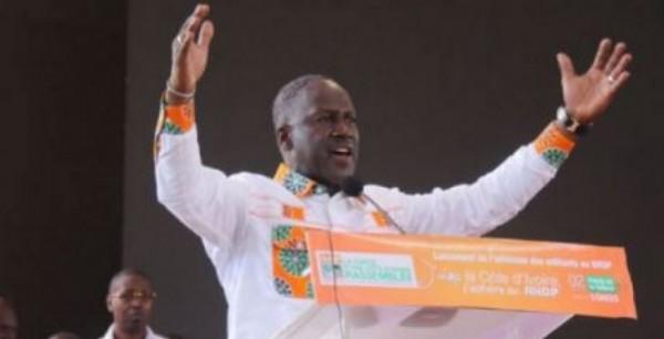 Côte d'Ivoire : Adama Bictogo : « Affi constatera que les élections ont bel et bien eu lieu le 31 octobre »