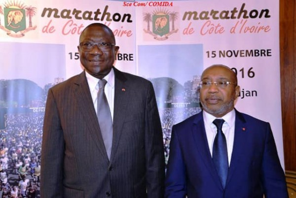 Côte d'Ivoire : COVID-19,  la 6ème édition du Marathon international du District d'Abidjan reportée au 15 novembre  2021