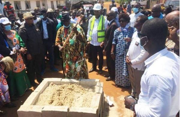 Côte d'Ivoire : Infrastructures routières, après 33 ans d'attente,  l'axe Jacqueville- Toukouzou-Hozalem bientôt bitumé