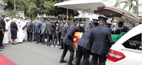 Côte d'Ivoire : Avant son inhumation à Grand-Bassam, Sidiki Diakité fait commandeur dans l'ordre national