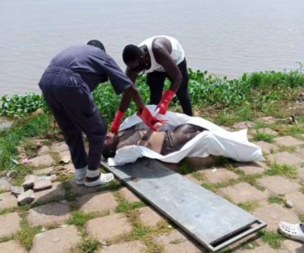 Côte d'Ivoire : Grand Bassam, un corps repêché dans la lagune de Moossou