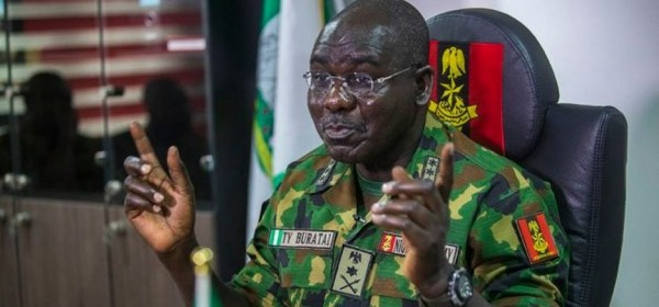 Nigeria :  L'Armée sur ses gardes, opte pour l'ordre démocratique et met en garde les fauteurs