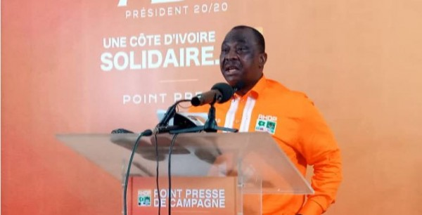 Côte d'Ivoire : Adjoumani à propos de la sortie de Affi : « En temps normal, il aurait été interpellé et conduit devant les tribunaux »