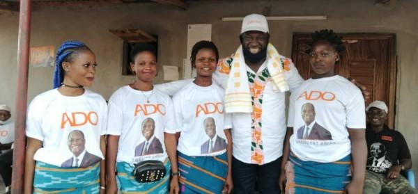 Côte d'Ivoire :  Même si sans enjeu et en campagne au rabais, le RHDP annonce quand même un giga meeting à Abobo