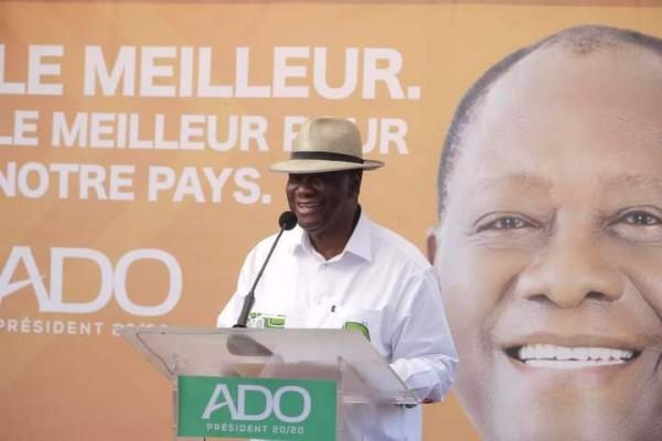 Côte d'Ivoire :    Depuis Ebimpé, Ouattara annonce la mort de 16 personnes dans les évènements regrettables de Dabou et rassure par ailleurs l'opposition qu'il est pour le dialogue