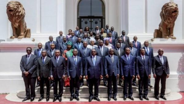 Sénégal : Démission  actée du gouvernement de Macky Sall