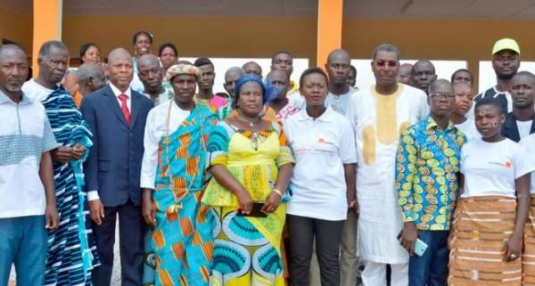 Côte d'Ivoire : La Fondation Orange en partenariat avec le FabLab Solidaire Baby Lab à Abobo lance le projet Carré Lumineux