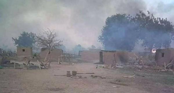 Mali : Double attaque terroriste contre le village de Minimakanda, plusieurs morts