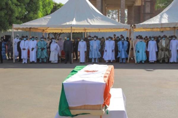 Niger : Dernier hommage national à l'ancien Président Mamadou Tandja