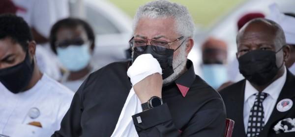 Ghana : Requiem et suites pour Rawlings avant inhumation