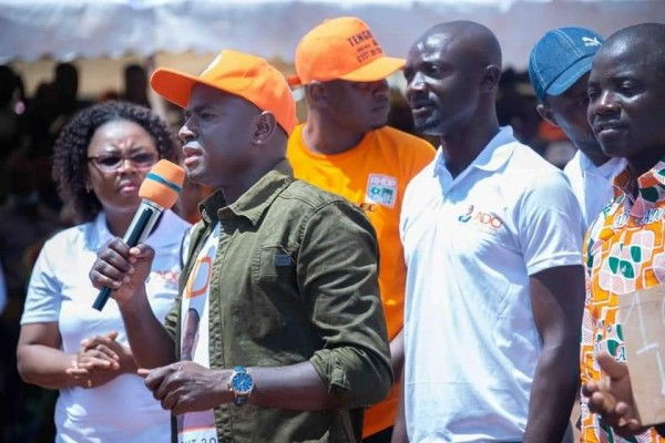 Côte d'Ivoire : Législatives 2021, polémiques autour des choix des candidats RHDP dans la Bagoué, des jeunes expriment leur soutien aux personnes choisies