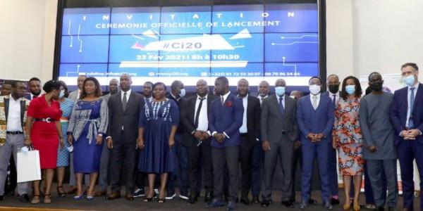 Orange Côte d'Ivoire s'engage aux côtés du collège Côte d'Ivoire Innovation 20 (CI20) via so...