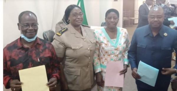 Côte d'Ivoire : Participer aux élections législatives, la vraie raison de la démission d'Henriette Lagou de la CEI