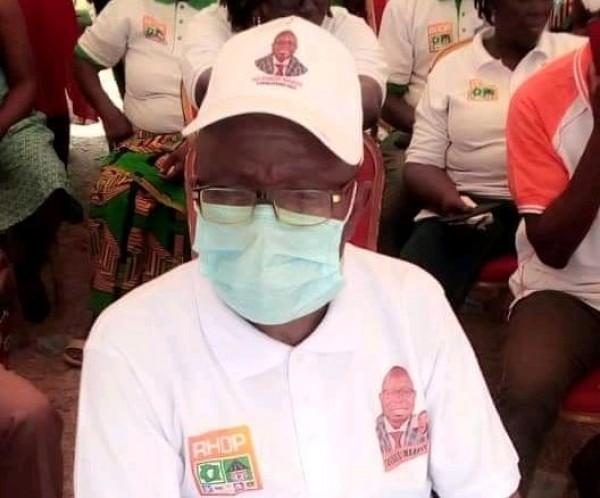 Côte d'Ivoire : Le candidat RHDP à Botro déclare pendant sa campagne: « Je peux vous offrir le développement à travers mon large projet de société »