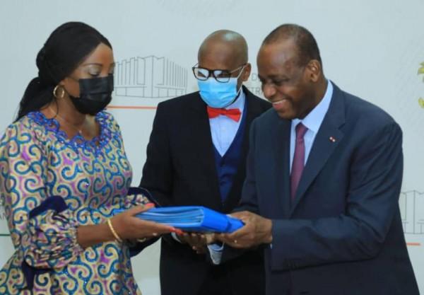 Côte d'Ivoire : A sa prise de fonction au Ministère des Affaires Etrangères, Kandia veut relever un double défi