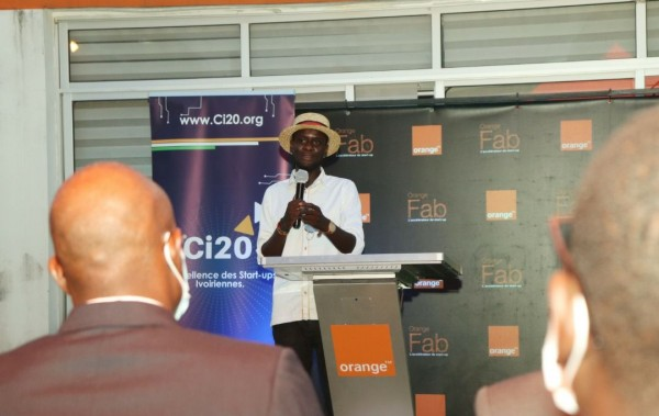 Soutien aux start-up ivoiriennes : Orange Fab CI et l'association Côte d'Ivoire Innovation 2...