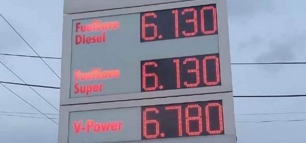 Ghana :  Augmentation des prix du carburant, causes et incidences