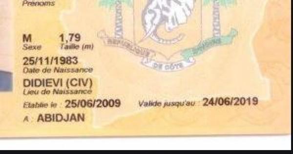 Côte d'Ivoire : Pétitionnaires dont la  CNI expire le 30 juin, un extrait de naissance désormais exigé à l'enrôlement