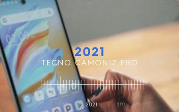 Tecno Mobile : Grand lancement du Camon 17, Un téléphone fait pour vous démarquer avec une i...
