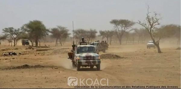 Burkina Faso : Trois personnes tuées par des terroristes à Tin-akoff