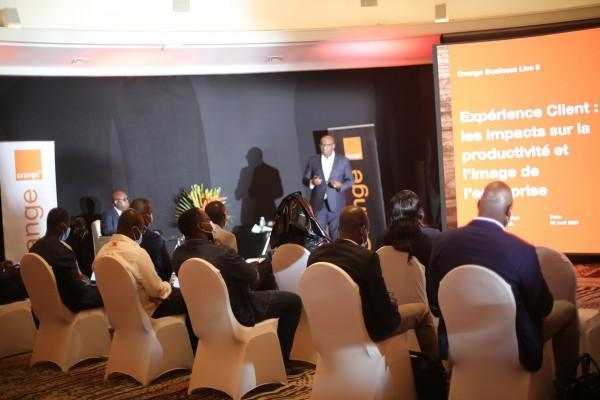 3ème édition des webinaires Orange Business Live : l'expérience client des entreprises au co...
