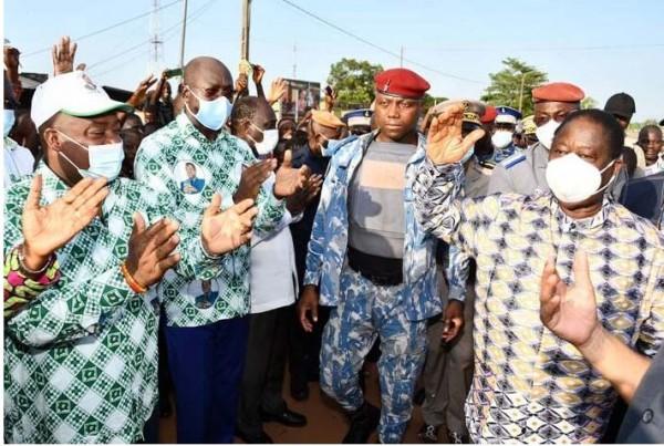 Côte d'Ivoire : Bédié n'a pas fait le déplacement de Daoukro par Hélicoptère