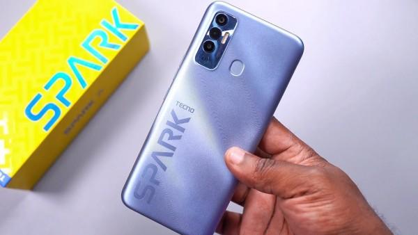 Tecno Mobile : Comparatif Tecno Spark 7P vs Spark 5 Pro