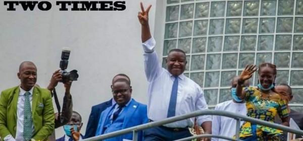Sierra Leone :  Maada Bio salue la qualification des Leone Stars pour la CAN 2022
