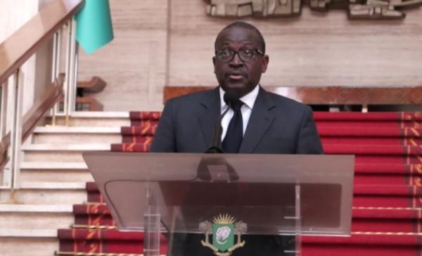 Côte d'Ivoire : Communiqué du conseil national de sécurité du jeudi 29 juillet 2021