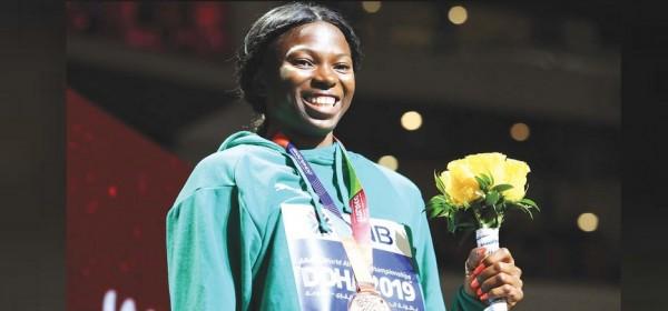 Nigeria :  JO de Tokyo, Ese Brume remporte la première médaille pour le Nigeria