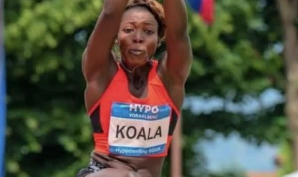 Burkina Faso : Jeux olympiques, blessée aux adducteurs Marthe Koala abandonne la compétition