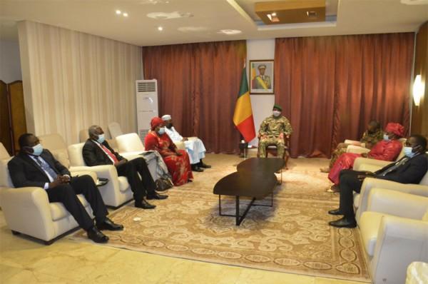 Mali : Transition, une délégation tchadienne à Bamako pour s'inspirer du modèle malien
