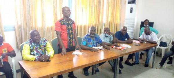 Côte d'Ivoire :  Arrêt de travail dans les hôpitaux le mardi, le SYNADES suspend son mot d'ordre de grève