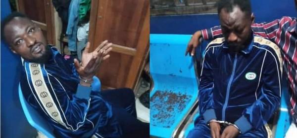 Ghana : Le comédien Funny Face arrêté suite à sa vidéo