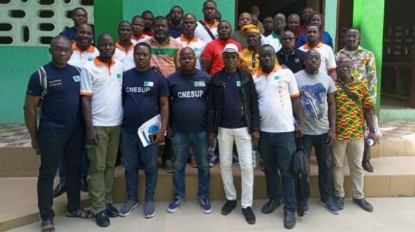 Côte d'Ivoire : Des enseignants du supérieur appellent à une forte mobilisation des enseignants au sit-in de ce mercredi 20 octobre au Plateau