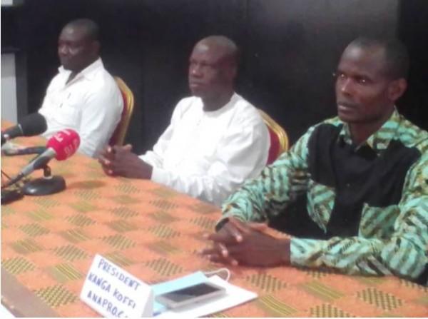 Côte d'Ivoire : Suite à l'annonce de la  mise à disposition du fonds Covid-19 (17 milliards)  par Adjoumani, des producteurs suspendent leur mot d'ordre de grève illimitée