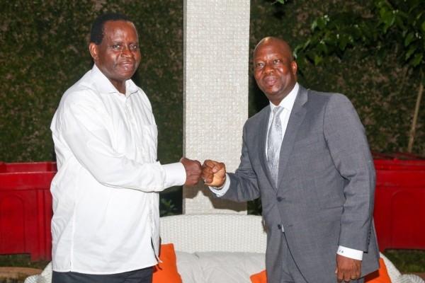 Côte d'Ivoire : Décrispation au Plateau, Akossi Bendjo et Ouattara Dramane s'engagent à œuvrer ensemble pour le renforcement de la cohésion et de la paix