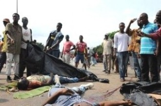 CI: 120 civils tués par les pros-Gbagbo et 68 corps découverts dans des charniers