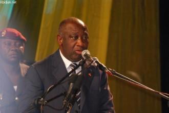 Laurent Gbagbo candidat du FPI à la présidentielle