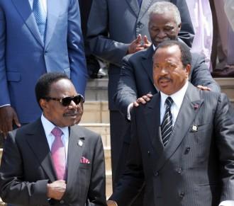 Gabon : Le Poids dÂ'Omar Bongo sollicité par Paul Biya