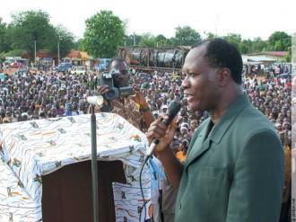 Résultat Sondage KOACI.com: ADO en chef de file de l'opposition ivoirienne