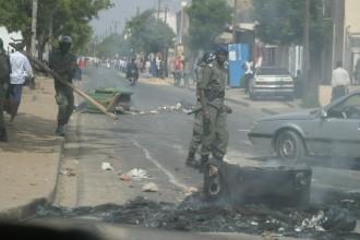 Violents affrontements à Kédougou entre étudiants et forces de lÂ'ordre