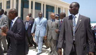 Wade nie vouloir promouvoir son fils pour lui succéder à la tête du Sénégal