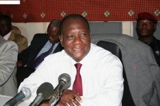 Les espoirs dÂ'Alassane Ouattara pour 2009