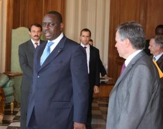 Macky Sall adhère à la coallition Benno Siggil Senegaal
