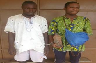 Deux escrocs internationaux arrêtés